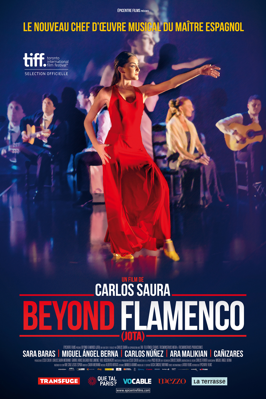 J Beyond Flamenco Poster
