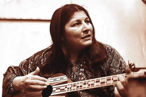 MERCEDES SOSA: THE VOICE OF LATIN AM