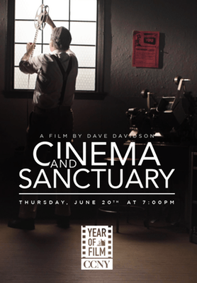 Poster Cinema And Sanctuary
