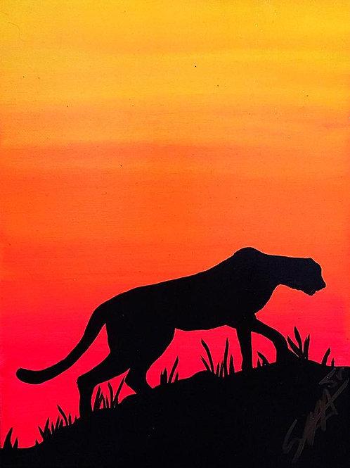 """""""Cheetah Sun"""""""