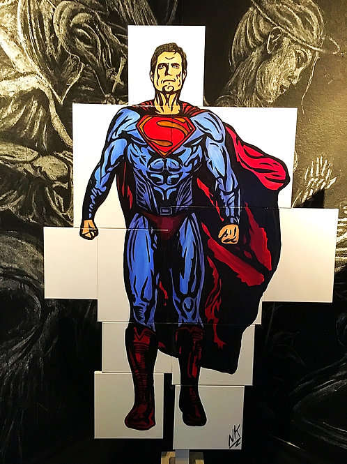 LIFESIZE SUPERMAN