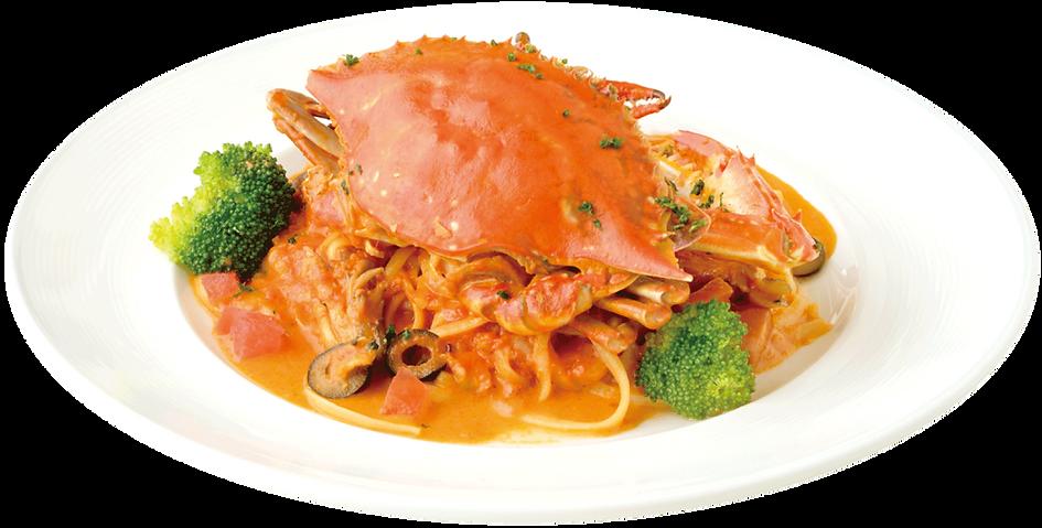 渡り蟹を一匹使ったトマトクリームパスタ.png