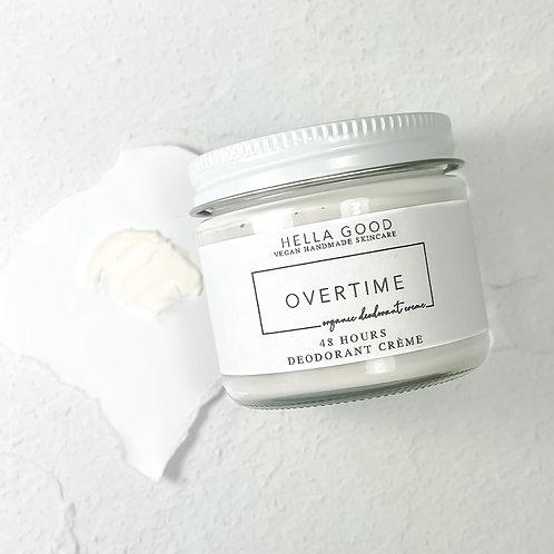 OVERTIME 48 Hours Deodorant Crème