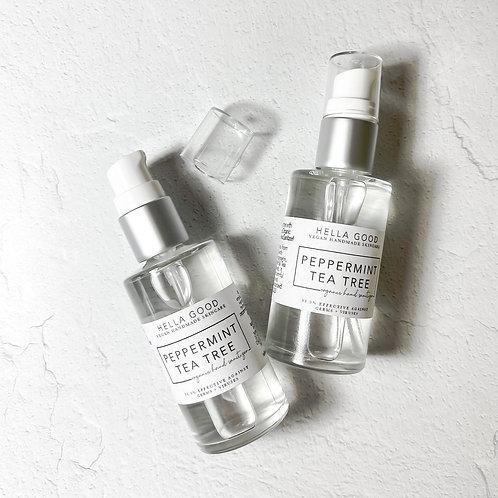 Peppermint Tea Tree - Waterless Hand Sanitizer
