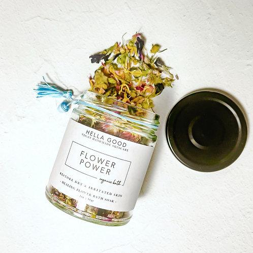 Healing Flower Bath Soak
