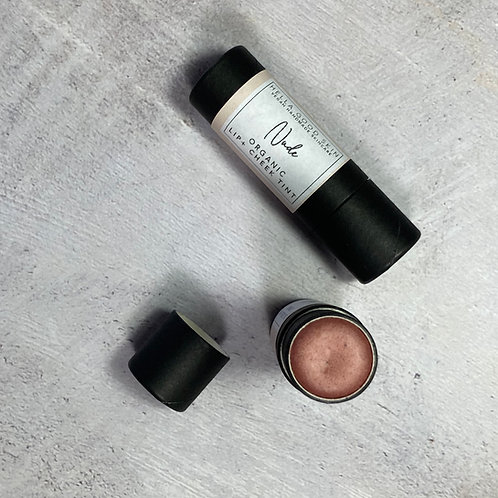 Nude Lip & Cheek Tint | Stain + Balm in One