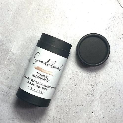 Sandalwood Deodorant