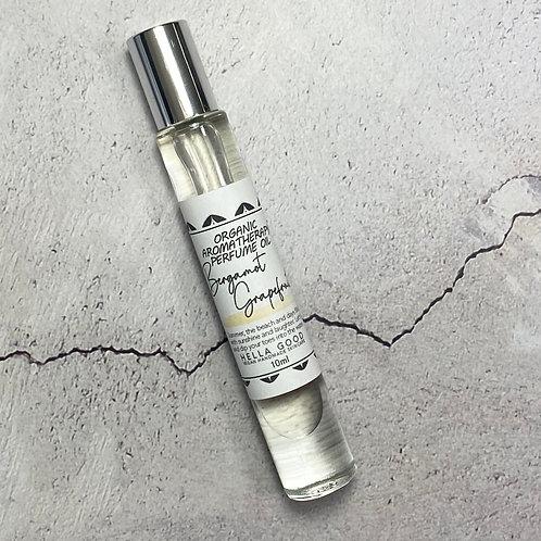 Bergamot Grapefruit Aromatherapy Perfume Oil
