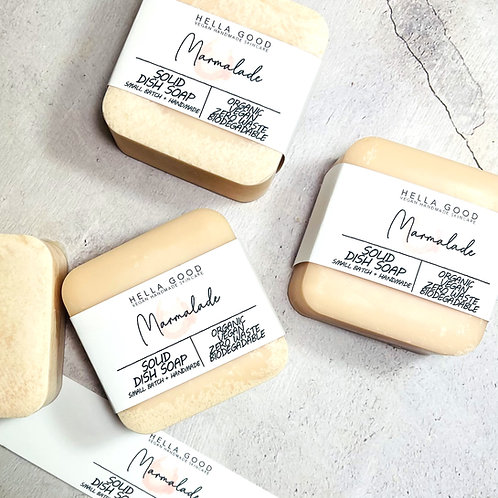 Marmalade Solid Dish Soap