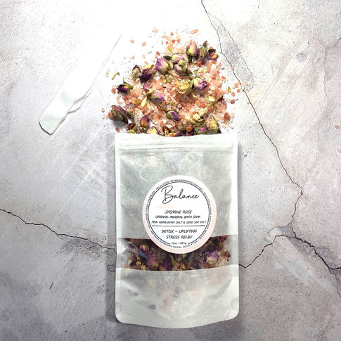 BALANCE - JASMINE ROSE BATH SOAK