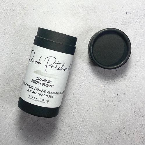 Dark Patchouli Deodorant
