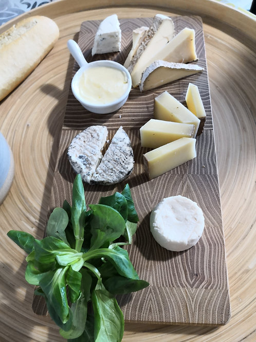 Planche de fromage sur reservation