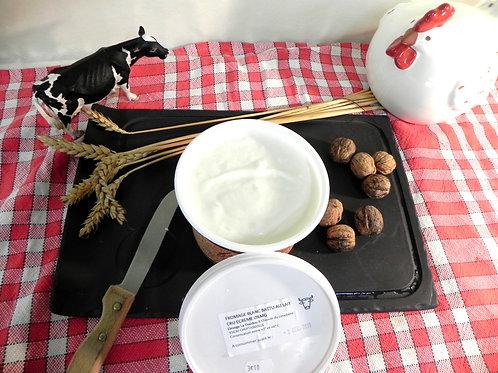 Fromage Blanc Battu Au Lait Cru écrémé