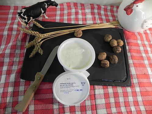 Fromage blanc battu 250g