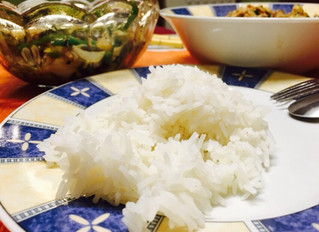 The Rice Bowl Blog Day 7