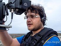 Sylvain marmugi, directeur artistique du FIFIG (Festival International du Film Insulaire de Groix)
