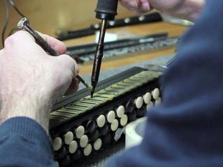 Réparation accordina