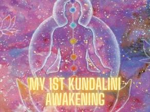 My 1st Kundalini Awakening in 2012