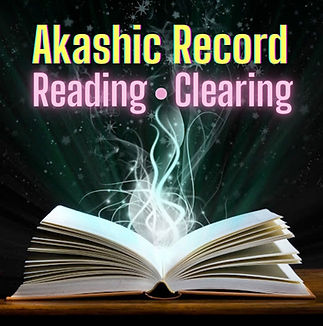 akashic record reading / clearing