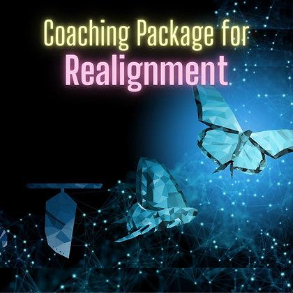Realignment Coaching Package (bonusclearing/healing)
