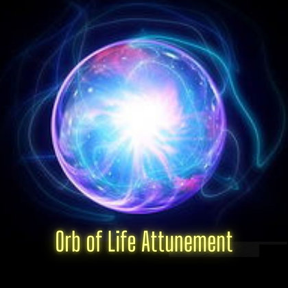 Orb of Life Attunement