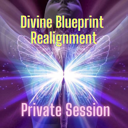 Divine Blueprint Realignment (Private Session)