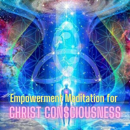 Christ Consciousness Meditation (Recording)