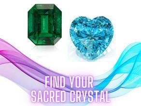 Find Your Sacred Crystal