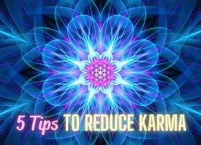 5 Tips to Reduce Karma