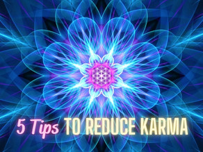 5 Tips to Reduce Karma