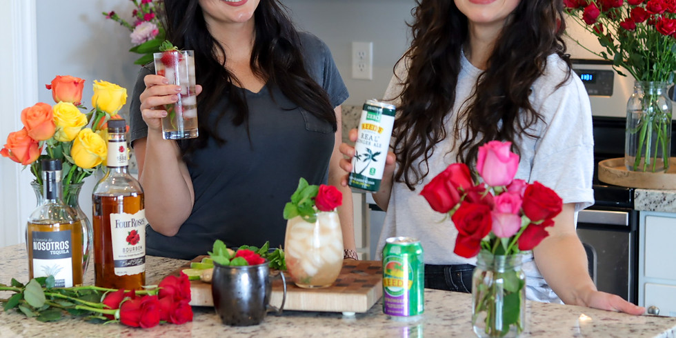Thirsty Thursday w/ the Boozy Ketones & Reed's Ginger Beer