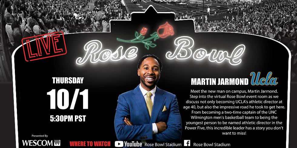 Rose Bowl LIVE W/ Martin Jarmond - Presented by Wescom