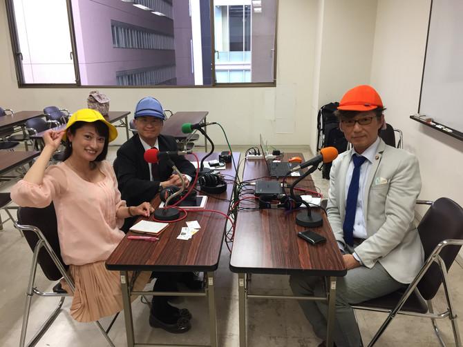 深澤、まさかのラジオ出演!の巻