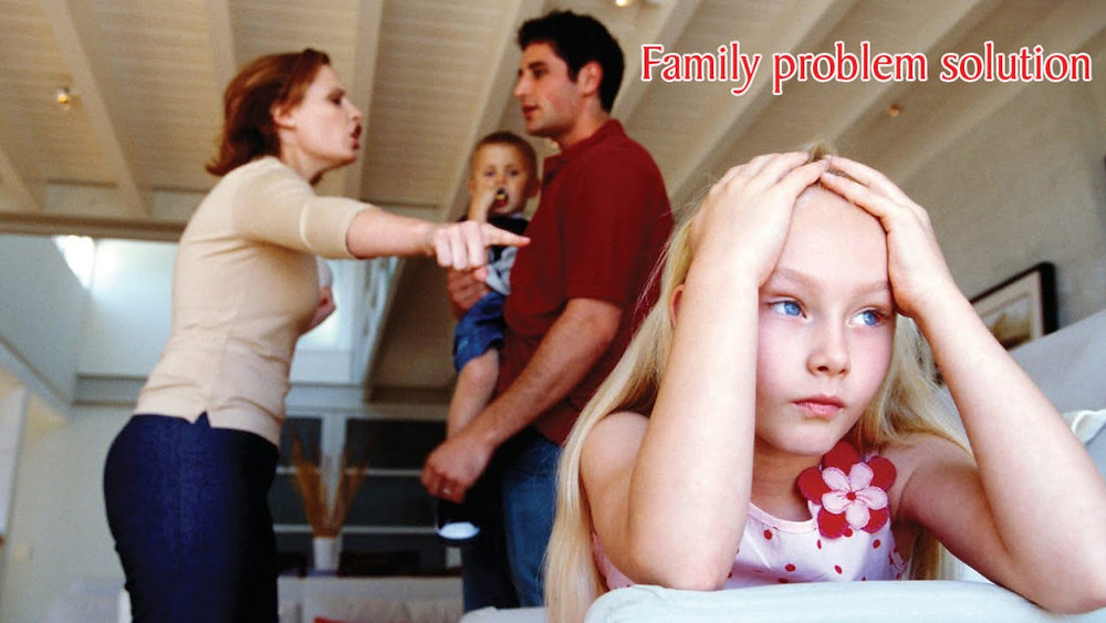 Family Problem Solution Majeed
