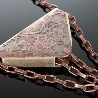 Hollowform Necklace