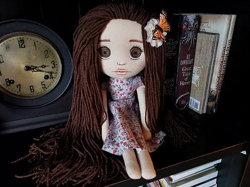 "16"" Handmade Doll"