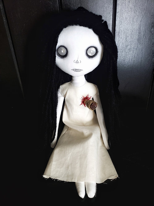"""14"""" Handmade Mini Moody Vampire"""