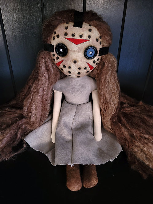 """18"""" Handmade """"Jaisyn"""" Doll"""