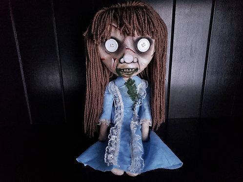"""18"""" Handmade Regan Doll"""