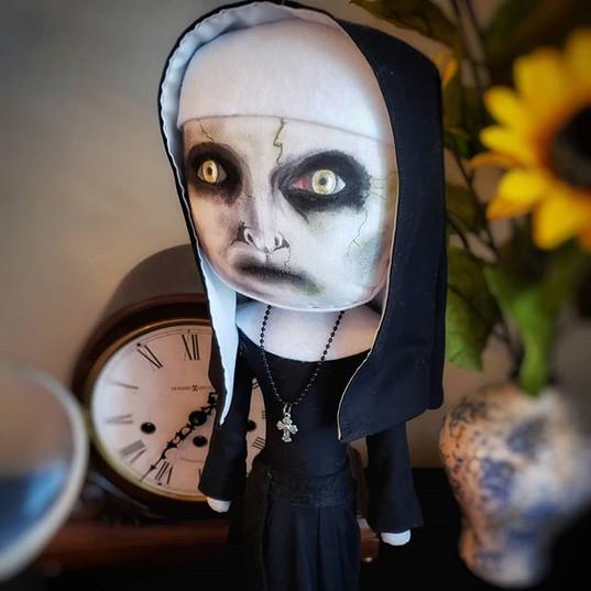 The Conjuring Nun
