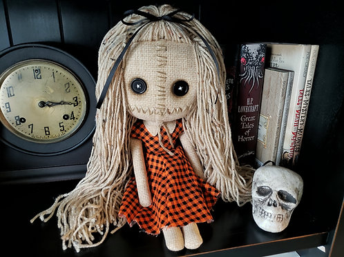 """16"""" Handmade """"Samantha"""" Doll"""