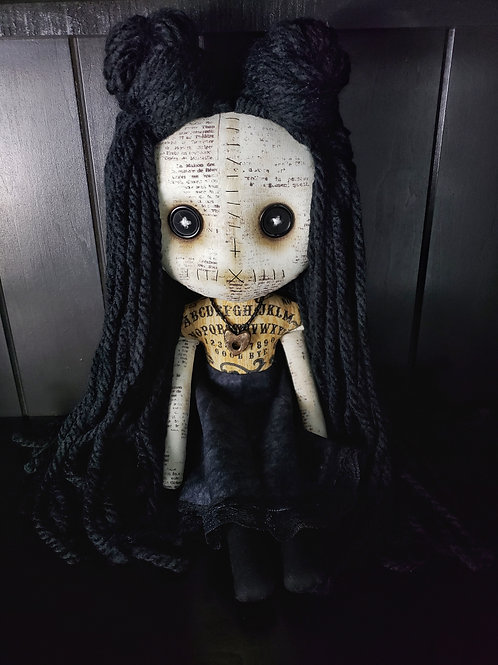 "16"" Handmade Ouija Doll 'Tiffany'"