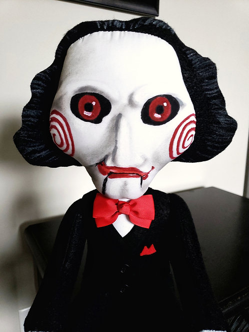 "17"" Handmade Billy the Puppet Doll"