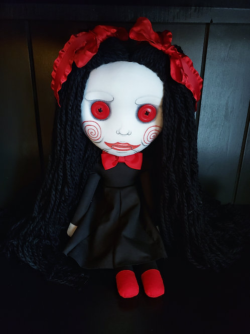 "18"" Handmade Billie Doll"