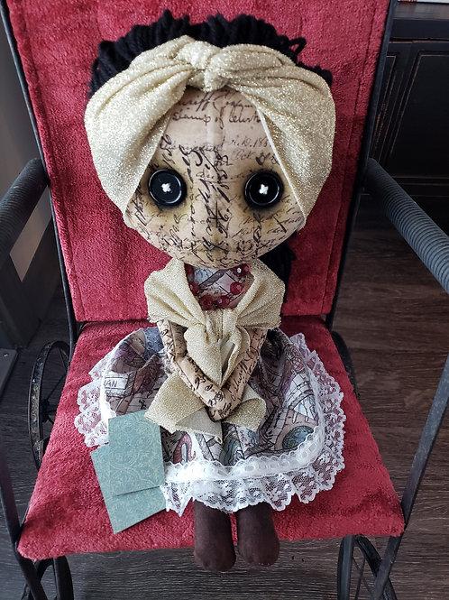 """16"""" Handmade Gypsy Doll"""