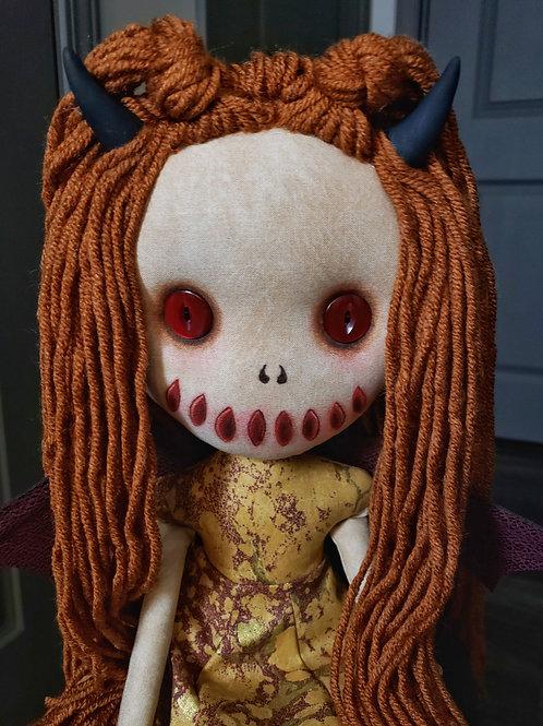 """16"""" Handmade Grinning Demon"""