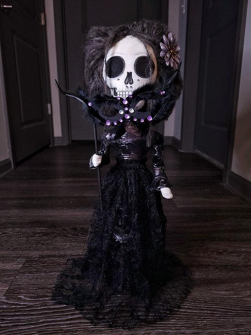 "20"" Handmade Free-standing Masquerade Skeleton"