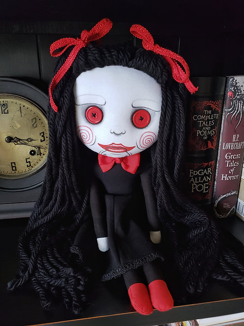 "16"" Handmade ""Billie"" Doll"
