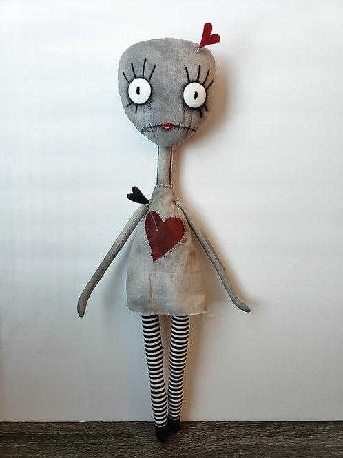 "19.5"" Handmade Voodoo Doll"
