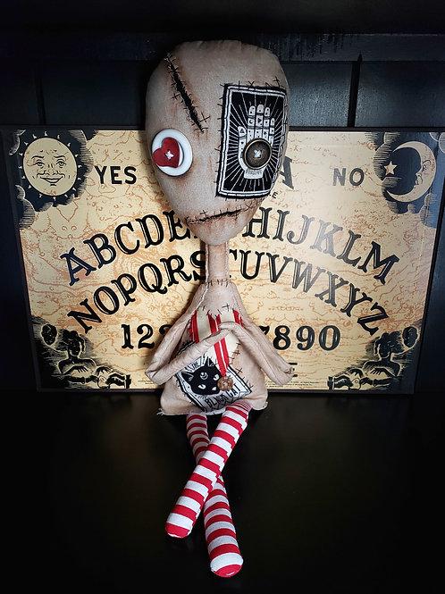 """21"""" Handmade 'Tood Voodoo Doll"""